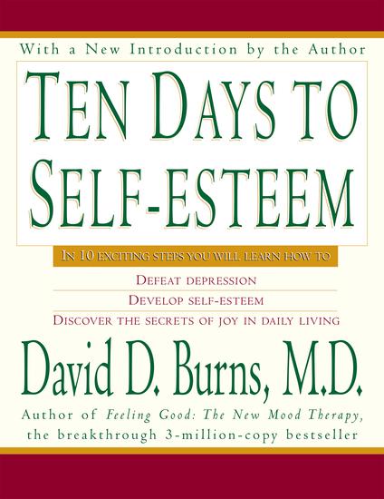 Ten Days to Self-Esteem - cover