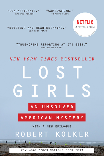 Lost Girls - An Unsolved American Mystery - cover