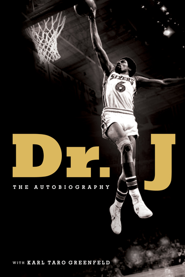 Dr J - The Autobiography - cover