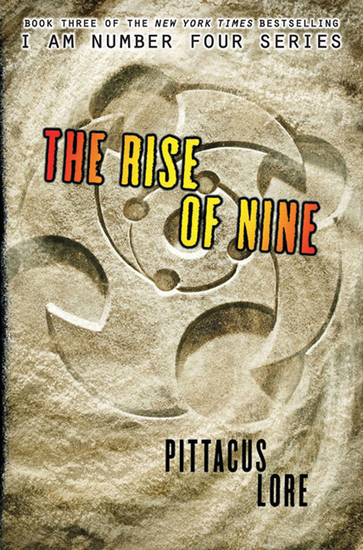 The Rise of Nine - cover