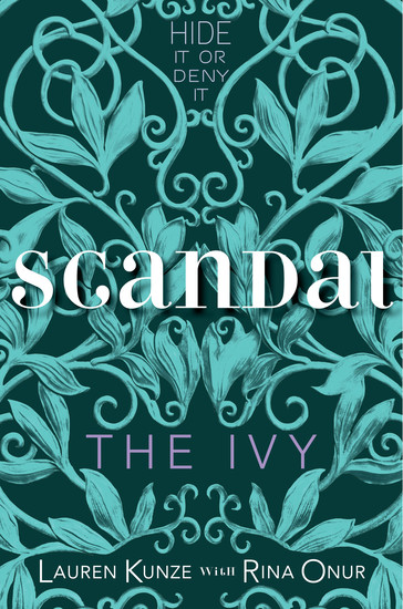The Ivy: Scandal - cover