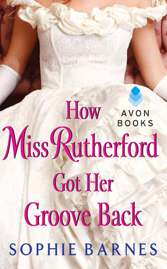 How Miss Rutherford Got Her Groove Back - cover