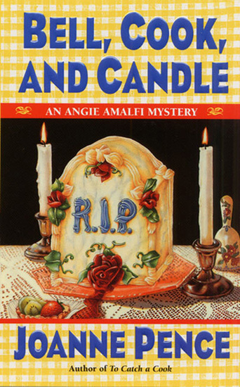 Bell Cook and Candle - An Angie Amalfi Mystery - cover