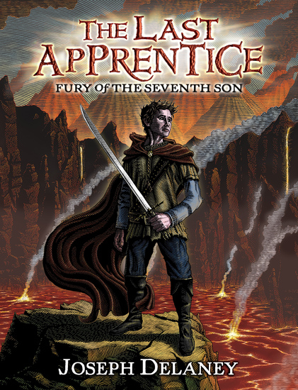 The Last Apprentice: Fury of the Seventh Son (Book 13) - cover