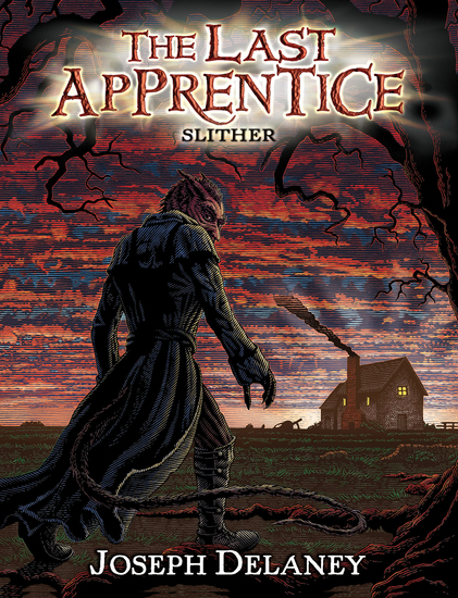 The Last Apprentice: Slither (Book 11) - cover