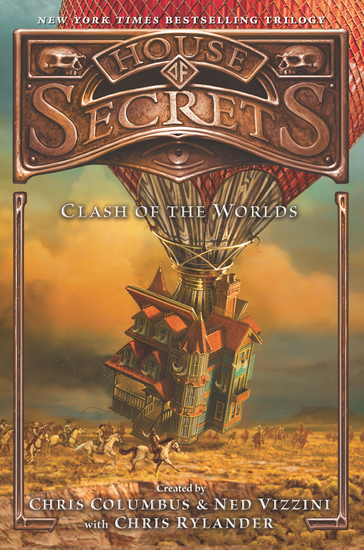 House of Secrets: Clash of the Worlds - cover