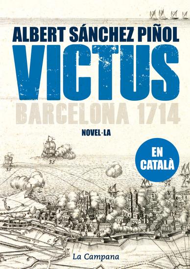 Victus - Barcelona 1714 - cover