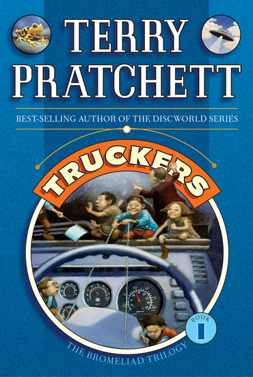 Truckers - cover