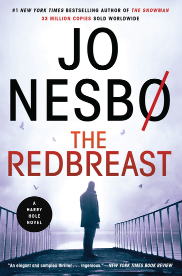The Redbreast - A Harry Hole Novel - cover