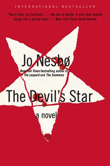 The Devil's Star - A Novel - cover