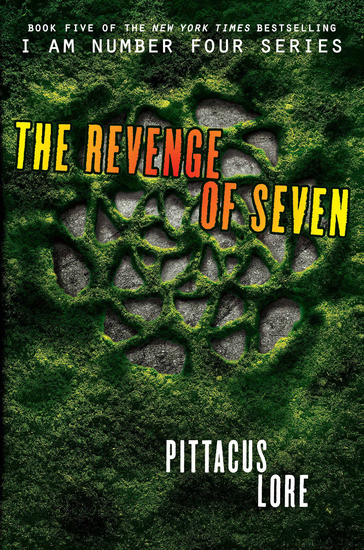 The Revenge of Seven - cover