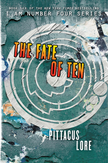 The Fate of Ten - cover