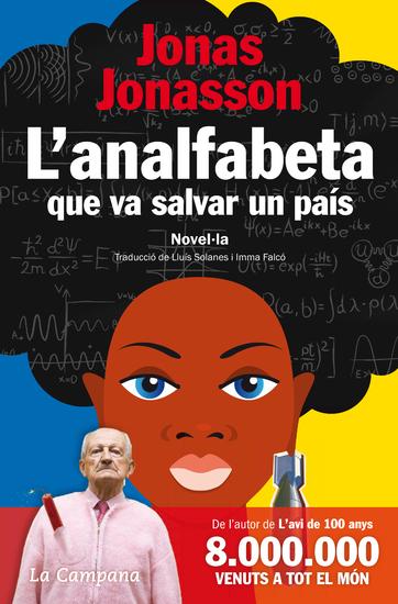 L'analfabeta que va salvar un país - cover