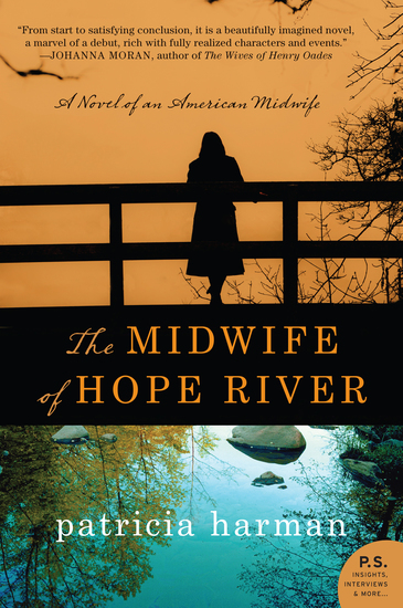 The Midwife of Hope River - A Novel of an American Midwife - cover