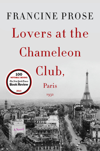 Lovers at the Chameleon Club Paris 1932 - A Novel