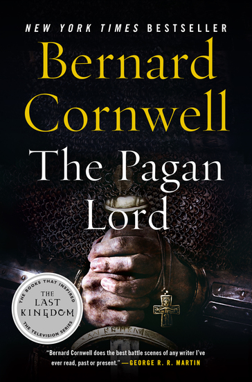 The Pagan Lord - A Novel - cover