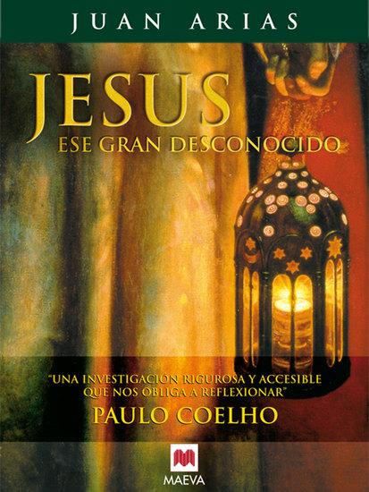 Jesús ese gran desconocido - cover
