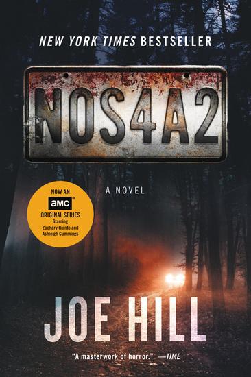 NOS4A2 - A Novel - cover