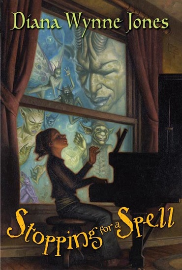 Stopping for a Spell - cover