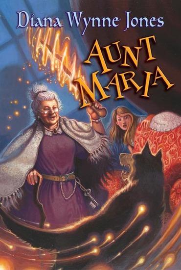 Aunt Maria - cover