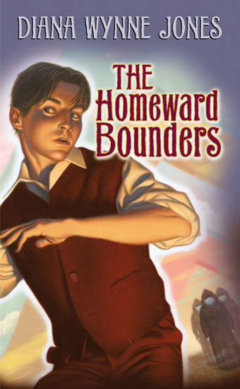 The Homeward Bounders - cover