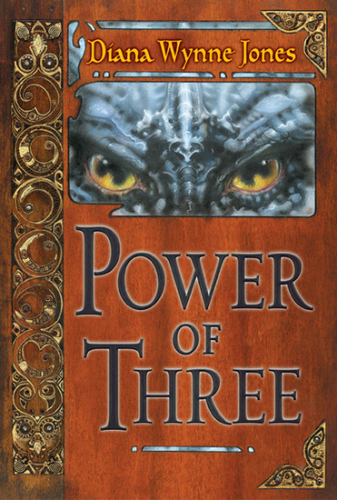 Power of Three - cover