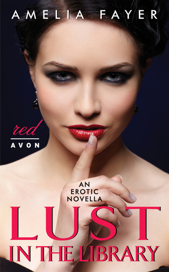 Lust in the Library - An Erotic Novella - cover