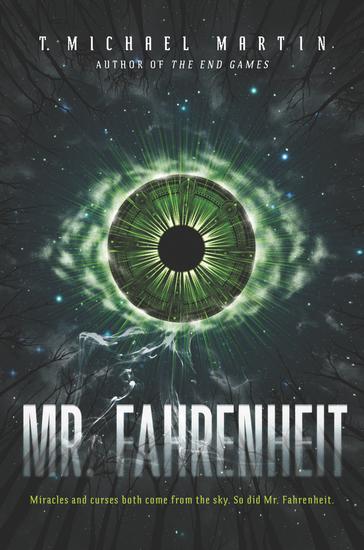 Mr Fahrenheit - cover