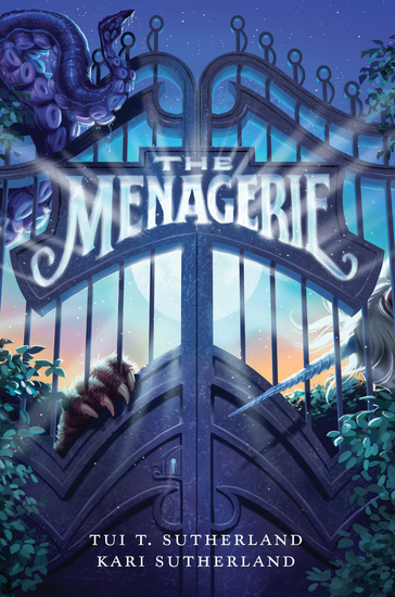 The Menagerie - cover