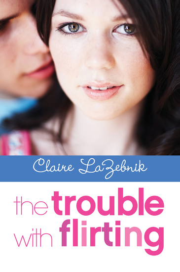 The Trouble with Flirting - cover