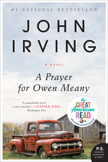 A Prayer for Owen Meany - A Novel - cover