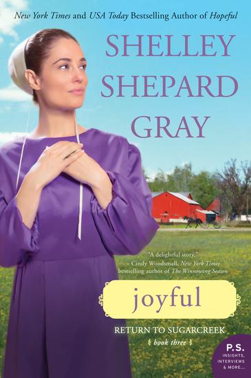 Joyful - Return to Sugarcreek Book Three - cover