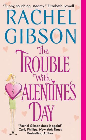 The Trouble With Valentine's Day - cover