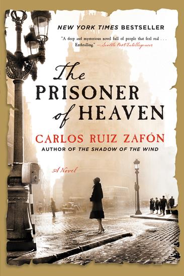 The Prisoner of Heaven - cover