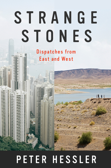 Strange Stones - Dispatches from East and West - cover