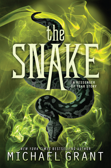 The Snake - cover