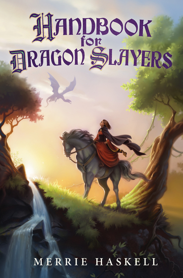 Handbook for Dragon Slayers - cover