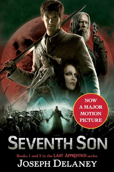 The Last Apprentice: Seventh Son - Book 1 and Book 2 - cover
