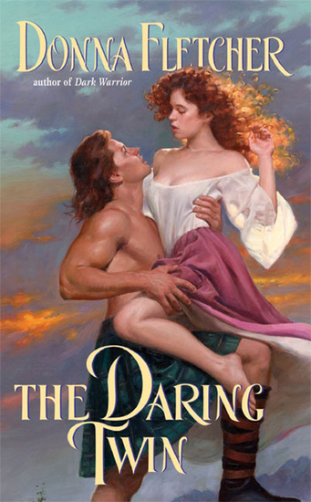 The Daring Twin - cover