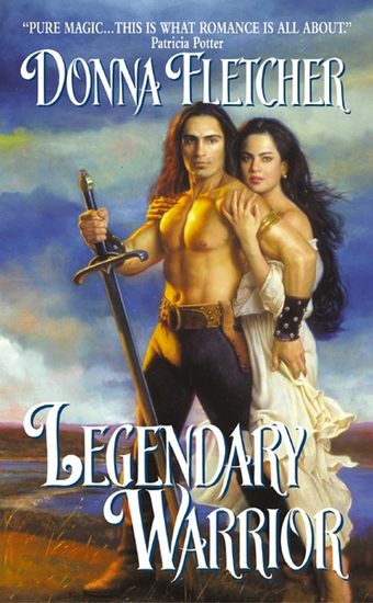 Legendary Warrior - cover