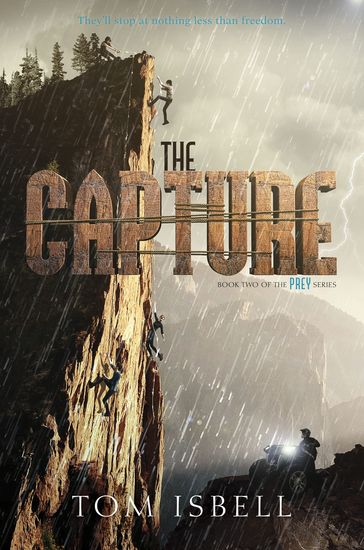 The Capture - cover