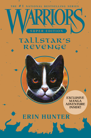 Warriors Super Edition: Tallstar's Revenge - cover