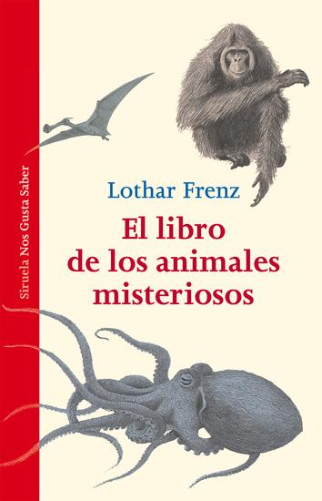 El libro de los animales misteriosos - cover