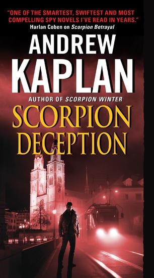 Scorpion Deception - cover