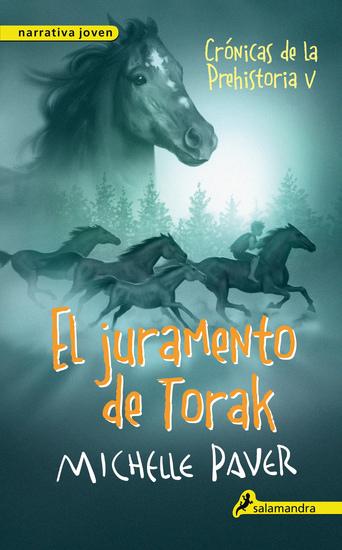El juramento de Torak - Crónicas de la prehistoria V - cover
