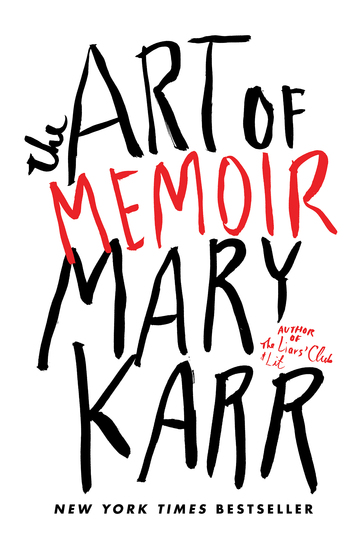 The Art of Memoir - cover