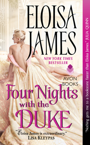 Four Nights with the Duke - cover