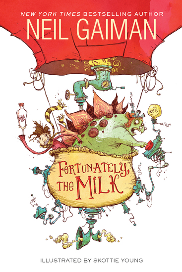 Fortunately the Milk - cover