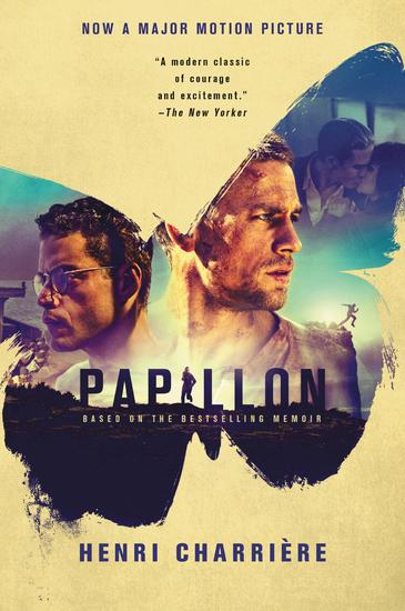 Papillon - cover