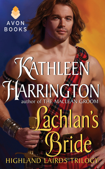 Lachlan's Bride - Highland Lairds Trilogy - cover